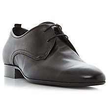 Buy Dune Peanut Derby Shoes Online at johnlewis.com