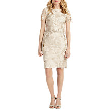 Buy Phase Eight Adelphia Dress, Oyster Online at johnlewis.com