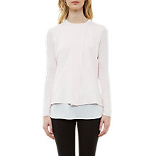 Buy Ted Baker Denay Mockable Shirt Jumper Online at johnlewis.com