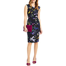 Buy Phase Eight Emma Floral print Dress, Multi Online at johnlewis.com