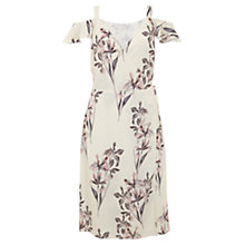 Buy Mint Velvet Gemma Print Wrap Dress Online at johnlewis.com
