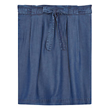 Buy Gerard Darel Jade Skirt, Blue Online at johnlewis.com
