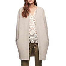 Buy Gerard Darel Meryl Coat, Beige Online at johnlewis.com
