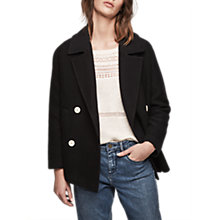 Buy Gerard Darel Sailor Coat, Navy Online at johnlewis.com
