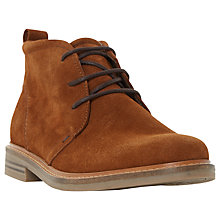 Buy Dune Chadwick Suede Chukka Boots Online at johnlewis.com