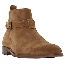 Buy Dune Colorado Suede Boots Online at johnlewis.com