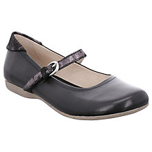 Buy Josef Seibel Fiona 25 Pumps, Black Online at johnlewis.com