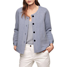 Buy Gerard Darel Julia Jacket, Blue Online at johnlewis.com