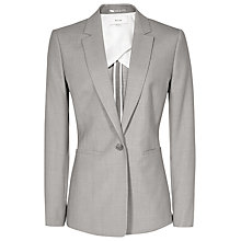 Buy Reiss Kent Tailored Jacket, Grey Online at johnlewis.com