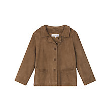 Buy Gerard Darel Alana Leather Jacket Online at johnlewis.com