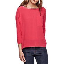 Buy Gerard Darel Tom T-Shirt, Pink Online at johnlewis.com