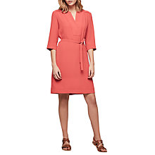 Buy Gerard Darel Dixie Dress, Pink Online at johnlewis.com