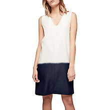 Buy Gerard Darel Lullaby Dress, Navy Blue/Ivory Online at johnlewis.com