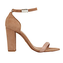 Buy Whistles Hyde Block Heeled Sandals Online at johnlewis.com