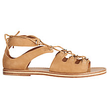 Buy Whistles Elba D Ring Sandals Online at johnlewis.com