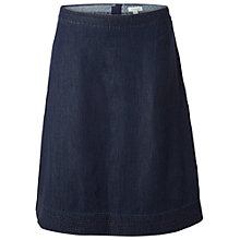 Buy White Stuff Harriet Denim Skirt, Blue Online at johnlewis.com