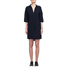 Buy Whistles Lola Dress, Navy Online at johnlewis.com