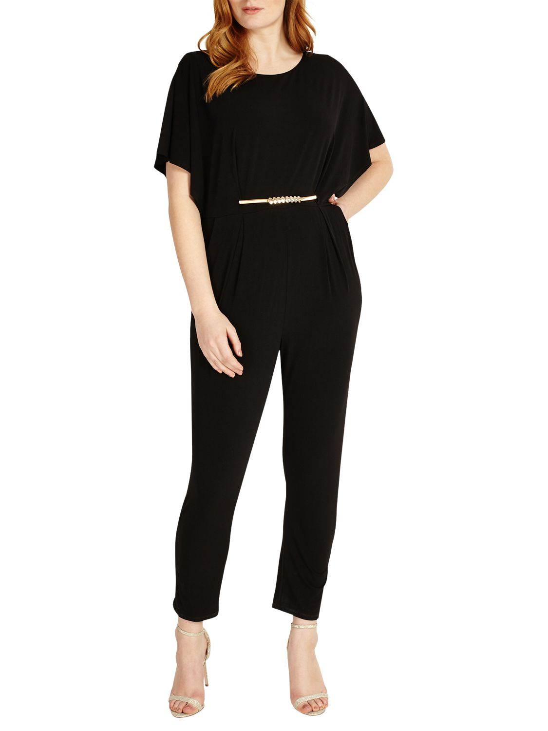 Studio 8 Studio 8 Claudia Jumpsuit, Black