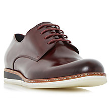 Buy Dune Benji Bordo High Shine Shoes Online at johnlewis.com