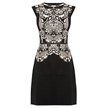 Buy Oasis Tribal Shift Dress, Multi Online at johnlewis.com