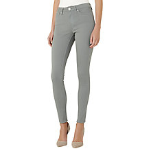 Buy Reiss Stevie Skinny Jeans, Sky Blue Online at johnlewis.com