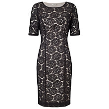 Buy Precis Petite Cassie Lace Shift Dress Online at johnlewis.com