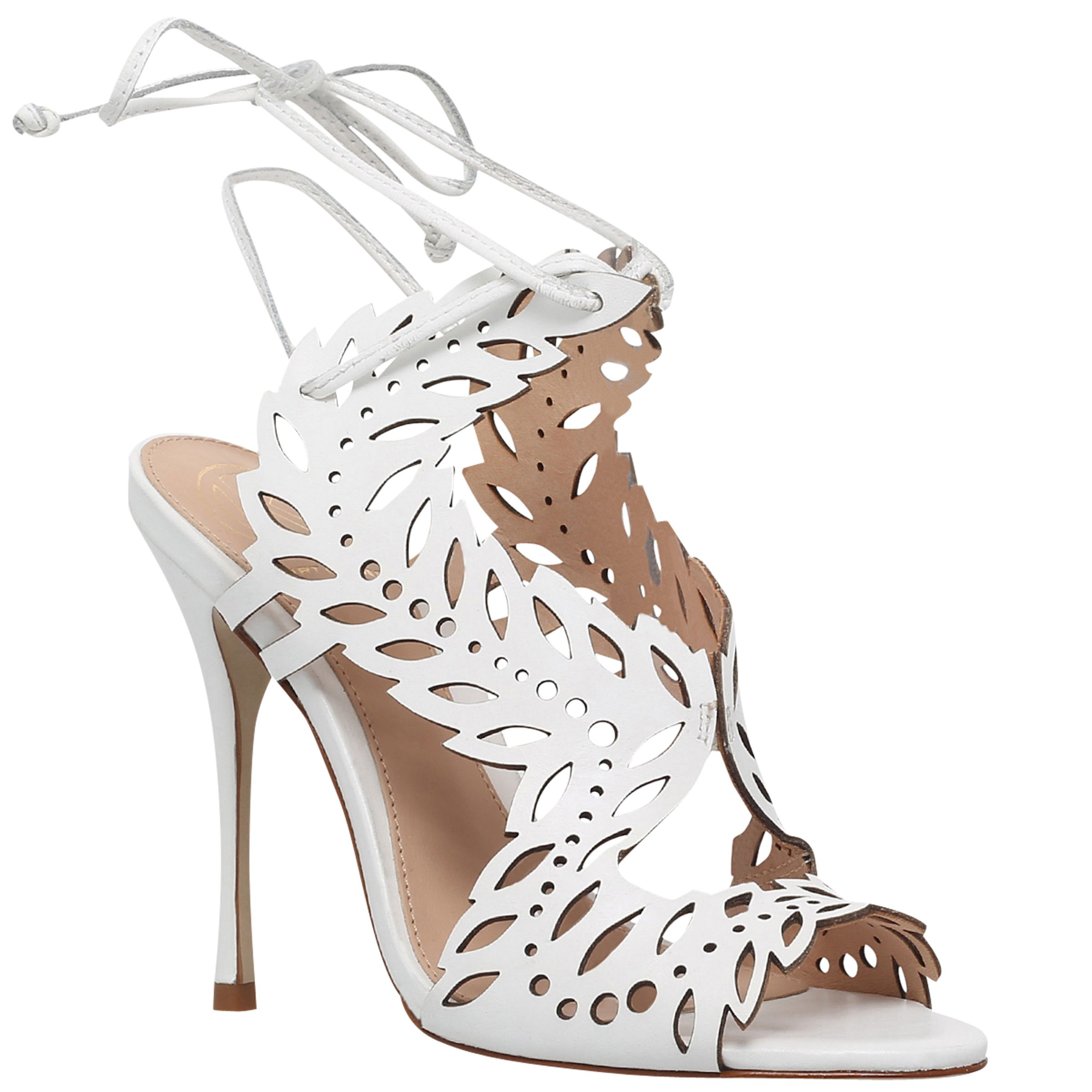 KG by Kurt Geiger KG by Kurt Geiger Horatio Cut Out Stiletto Sandals
