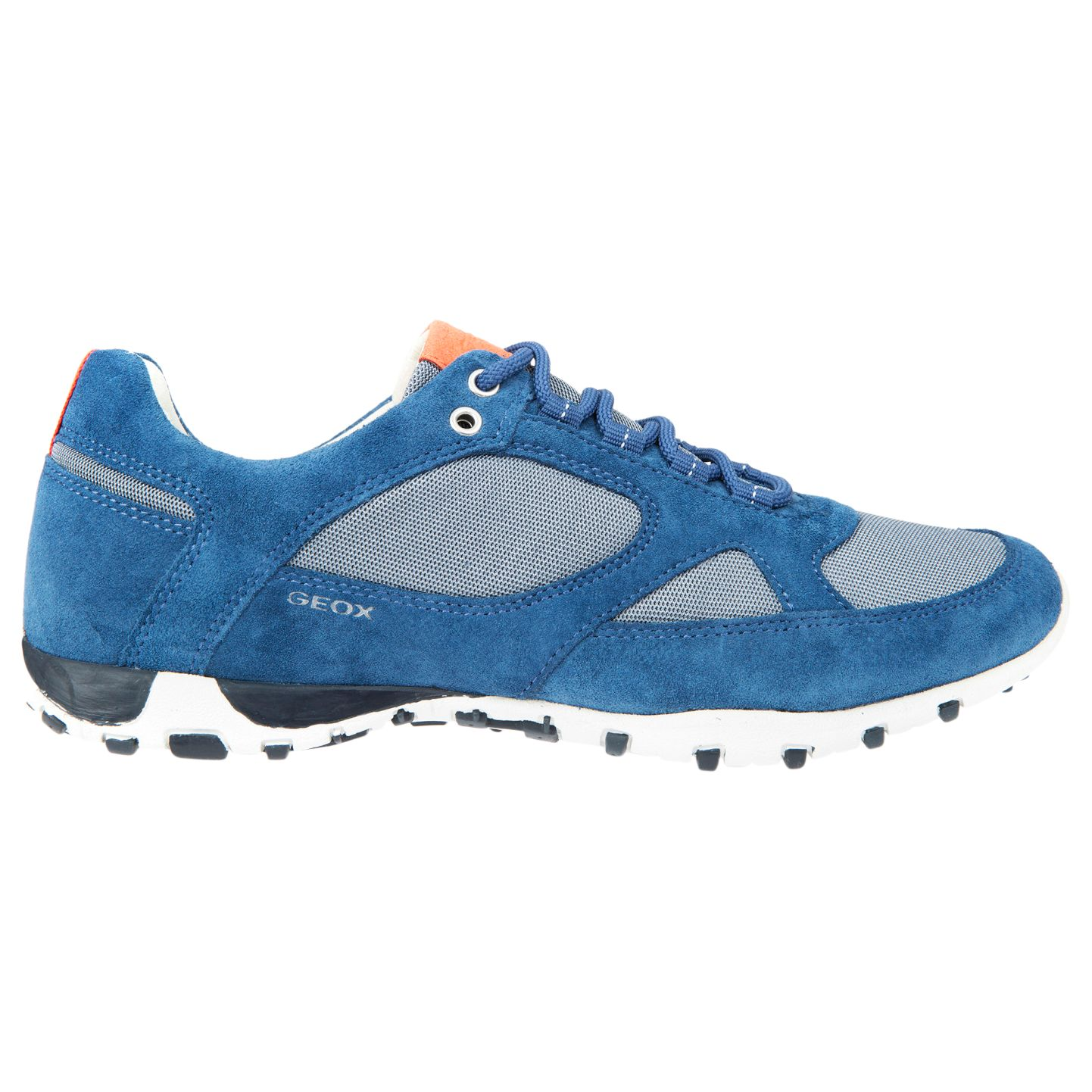 Geox Geox Freccia Lace Up Trainers
