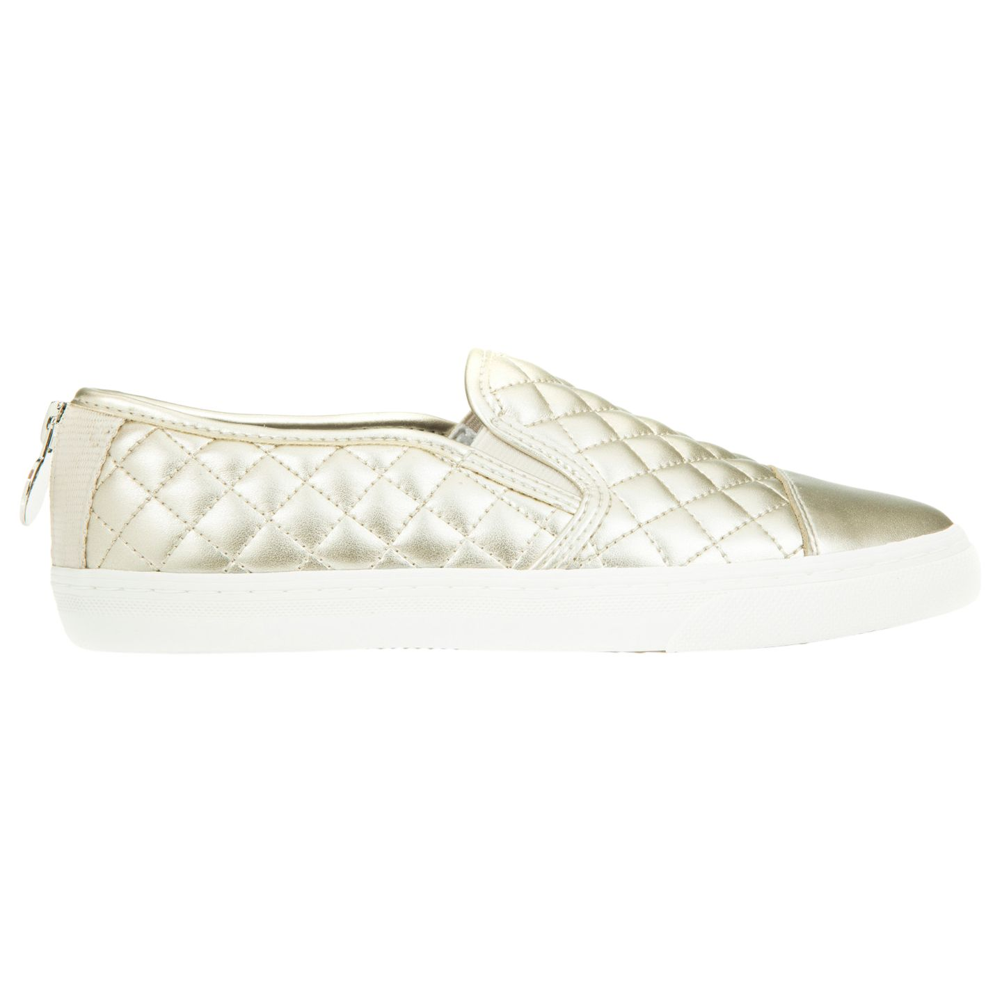 Geox Geox New Club Material Slip On Trainers