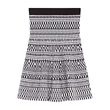 Buy Gerard Darel Julie Skirt, Black Online at johnlewis.com
