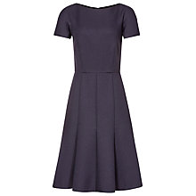 Buy Reiss Hazar Dress, Night Navy Online at johnlewis.com