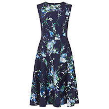 Buy Phase Eight Darla Floral Dress, Ink Online at johnlewis.com