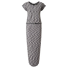 Buy Maison Scotch Jersey Maxi Dress, Grey Online at johnlewis.com