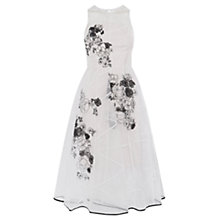 Buy Coast Hally Artwork Dress, Multi Online at johnlewis.com