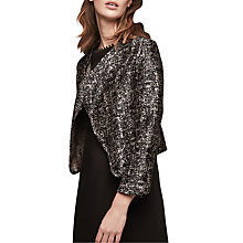 Buy Gerard Darel Jersey Jacket, Black Online at johnlewis.com
