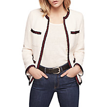 Buy Gerard Darel Jadie Jacket, Beige Online at johnlewis.com