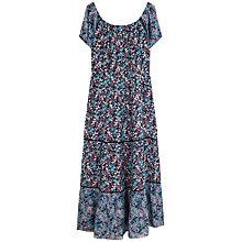 Buy Gerard Darel Boheme Dress, Blue Online at johnlewis.com
