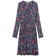 Buy Gerard Darel Margaux Dress, Blue/Multi Online at johnlewis.com