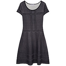 Buy Gerard Darel Ivy Dress, Navy Online at johnlewis.com