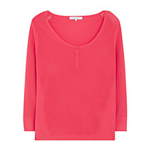 Buy Gerard Darel Apple Jumper, Pink Online at johnlewis.com