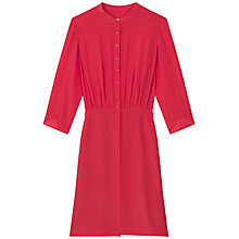 Buy Gerard Darel Marvin Dress, Orange Online at johnlewis.com