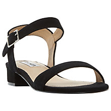 Buy Steve Madden Cache Block Heeled Sandals Online at johnlewis.com