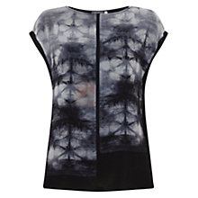 Buy Mint Velvet Sacha Print T-Shirt, Multi Online at johnlewis.com