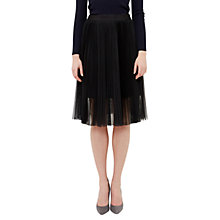 Buy Ted Baker Filita Tulle Skirt, Black Online at johnlewis.com