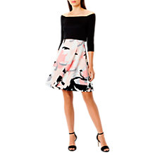 Buy Coast Las Flores Print Dress, Multi Online at johnlewis.com