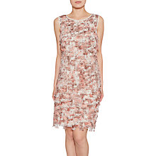 Buy Gina Bacconi Chiffon Fringe Dress Online at johnlewis.com