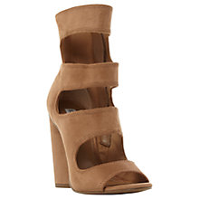 Buy Steve Madden Tawnie Cut Out Sandals Online at johnlewis.com