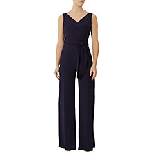 Buy Damsel in a dress Bellini Jumpsuit, Navy Online at johnlewis.com