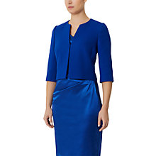 Buy Damsel in a dress Jacardie Jacket, Blue Online at johnlewis.com