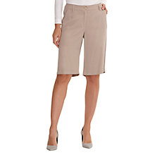 Buy Betty Barclay Loose Fit Shorts, Light Taupe Online at johnlewis.com